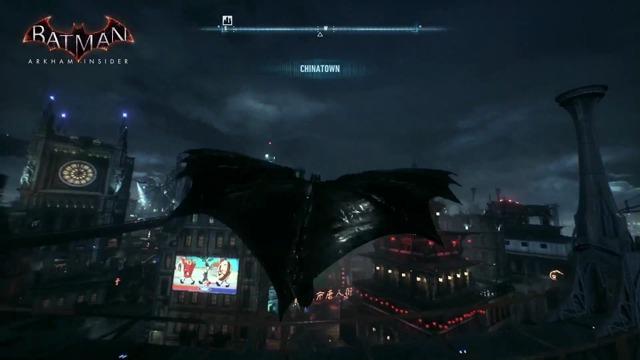Arkham Insider #5: Gotham by Night