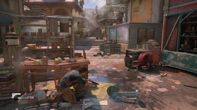 E3-Spielszenen: Verfolgungsjagd