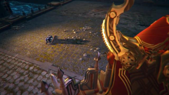 Gods Gameplay-Trailer