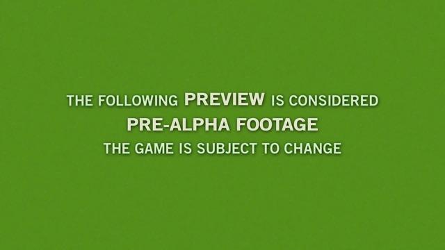 Pre-Alpha-Teaser