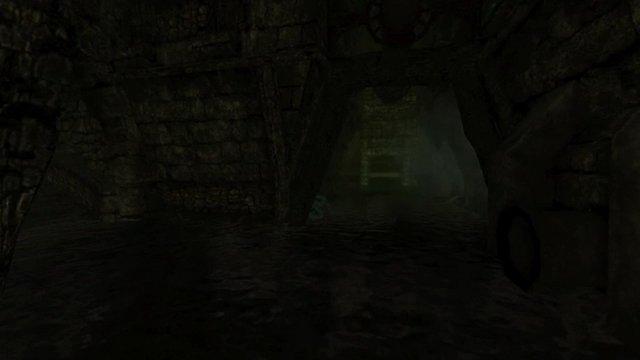 Sewer-Spielszenen
