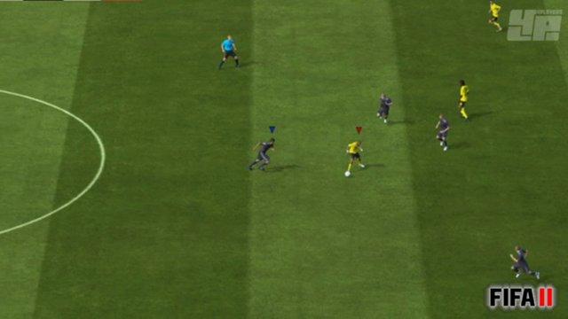 FIFA-PES-Vergleich - Zweikämpfe