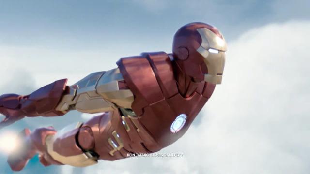 Hinter den Kulissen: Iron Man in VR erschaffen