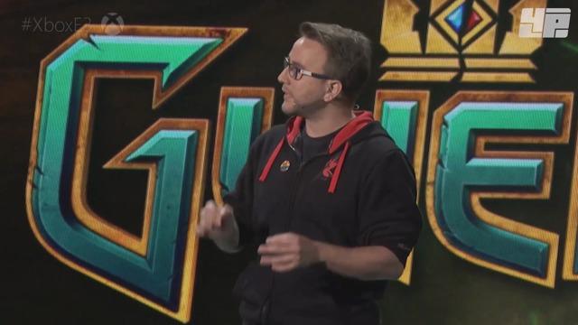 E3-Präsentation