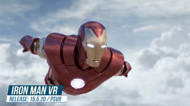 Die besten kommenden VR-Spiele