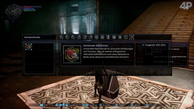 Der Einstieg (PS4 Pro)