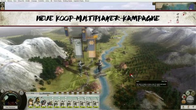 Multiplayer-Overview