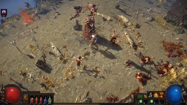 Legion: Überarbeitung der Bosskämpfe (frühes Spiel)