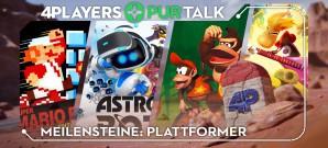 Meilensteine und prägende Spiele von Donkey Kong über Super Mario 64 bis Astro Bot