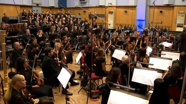 Konzert aus den Abbey Road Studios