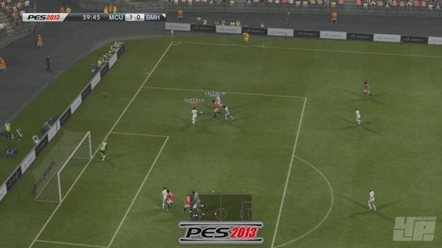 FIFA13/PES13 - Tacklings