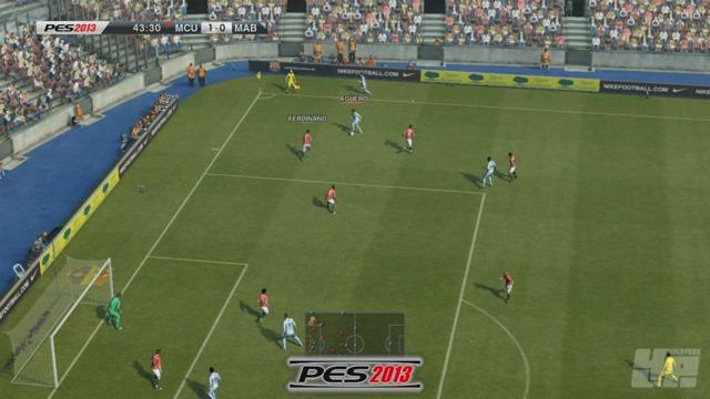 FIFA13/PES13 - Dribblings