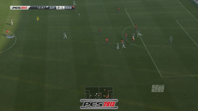 FIFA13/PES13 - Torwart-KI