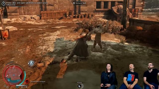 Livestream-Aufzeichnung: Wraith Skills