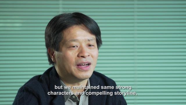 PlayStation Experience 2015: Interview mit Yoshinori Kitase