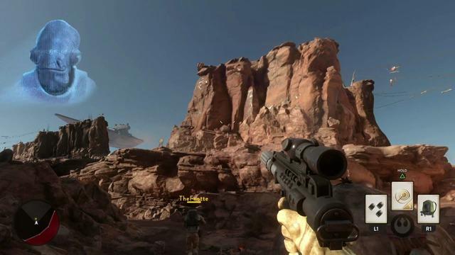 E3-Trailer 2015 Survival auf Tatooine