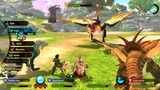 Monster Hunter Stories 2: Wings of Ruin: Koop-Vorstellung