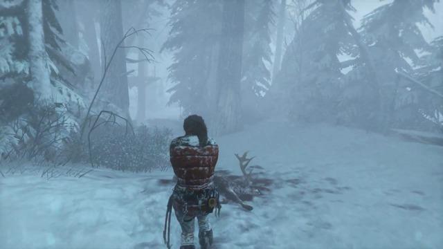 E3-Spielszenen: Siberian Wilderness