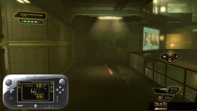 Director's Cut: Wii-U-Walkthrough