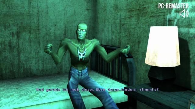 Grafikvergleich: Original (Dreamcast) gegen Remaster (PC)