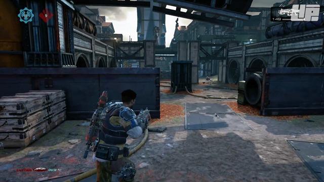 Multiplayer-Spielszenen