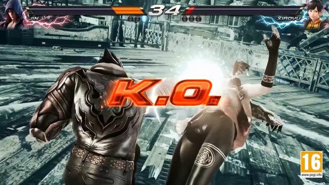 Jin vs. Xiaoyu