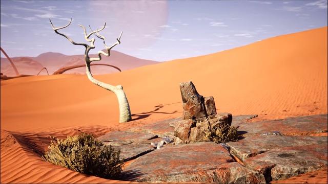 Dune Desert Starting Area & Rework (Update 3 Teaser)