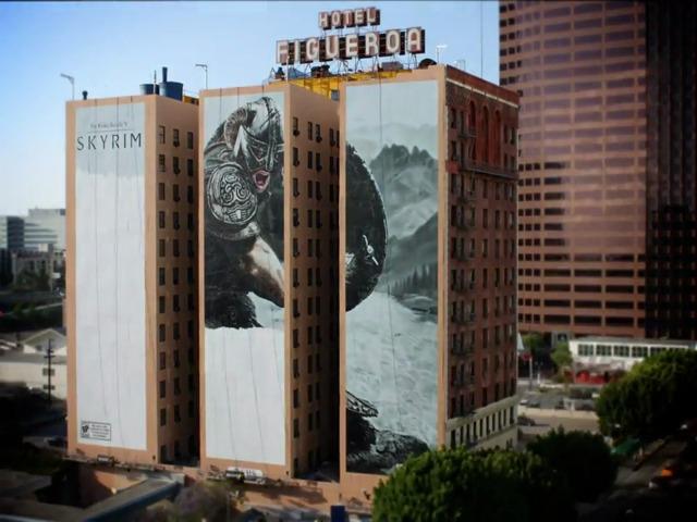 Figueroa Hotel-Painting