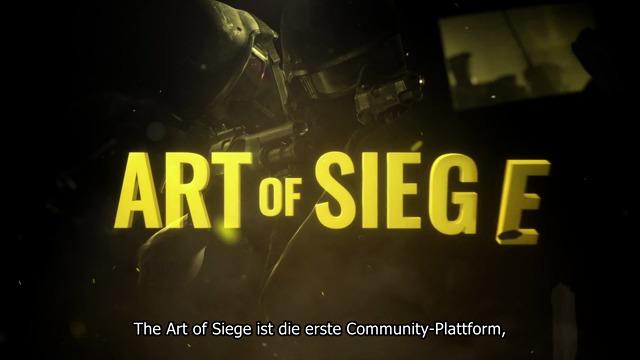 Art of Siege-Trailer
