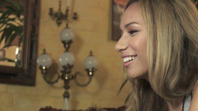 Leona Lewis Launch Party Invite