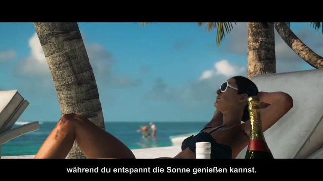 Haven Island Trailer