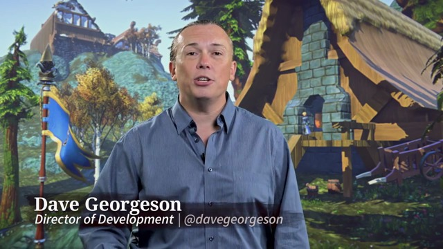 What is EverQuest Next Landmark?