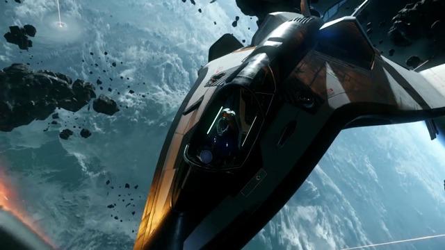 Arena Commander 1.0-Trailer