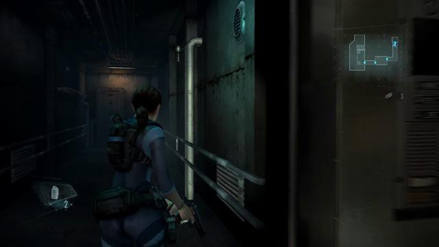 Erkundung (PS4 und Xbox One)