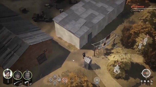 Alpha Gameplay Trailer