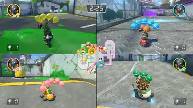 Deluxe - Nintendo Live Switch-Präsentation