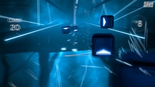 Exklusive Spielszenen: Ein-Schwert-Modus (OculusRift)