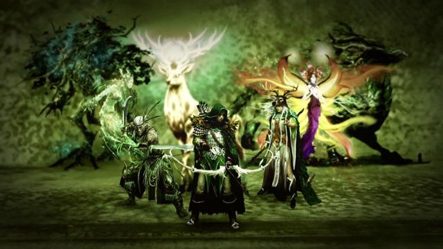 Sylvan Faction
