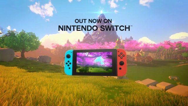 Launch-Trailer (Switch)