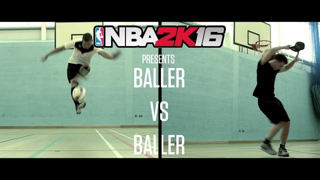 Baller vs. Baller