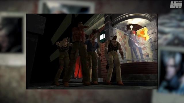 Resident Evil im Wandel der Zeit
