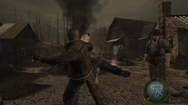 Dorf-Spielszenen (PlayStation 4 / Xbox One)