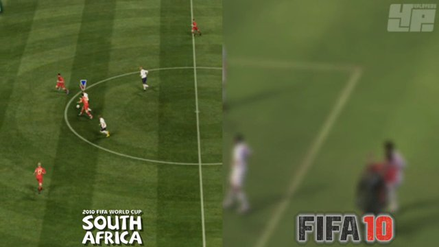 FIFA 10 vs WM - Zweikämpfe