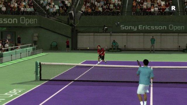 Sampras vs. Federer