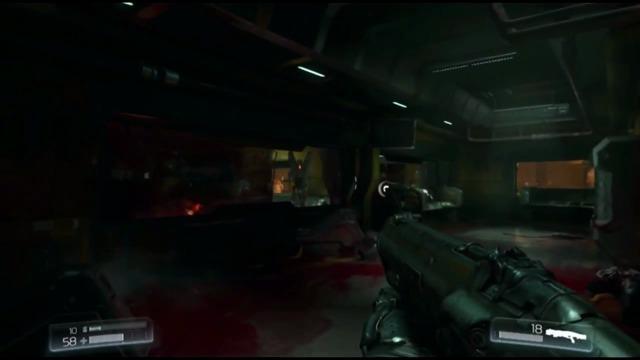 E3-Spielszenen, Mars (Twitch-Mitschnitt)