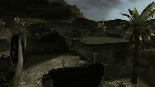 Karte - Desert Glory