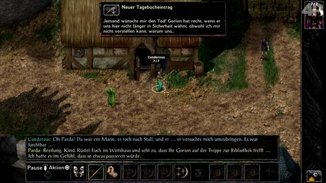 Exklusive Spielszenen (PS4 Pro)