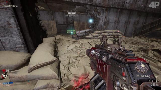 Video-Test: Necromunda: Hired Gun