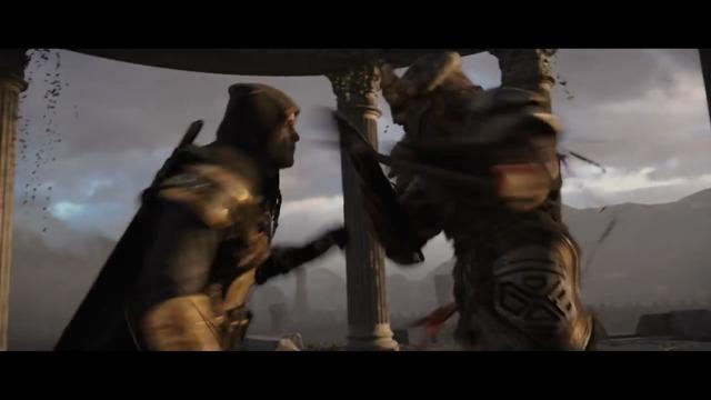 Tamriel Unlimited CGI-Trailer