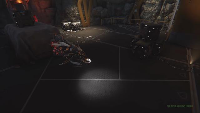Pre Alpha Gameplay Teaser